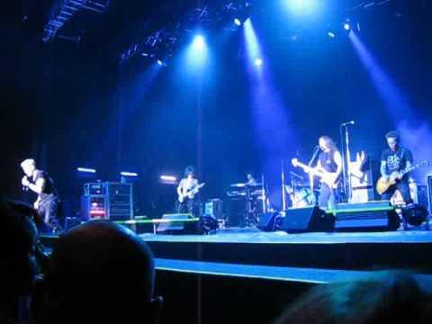 Billy Idol - Blue highway [live]