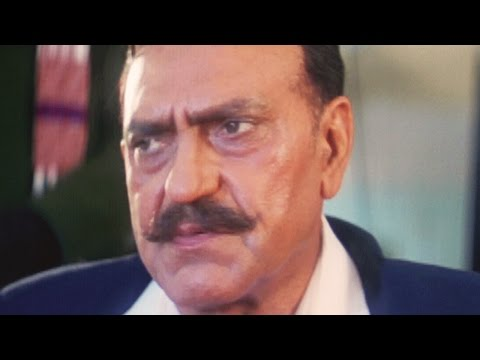 Amrish Puri advices to Akshay Kumar's team, Police Force - Scene 2/10