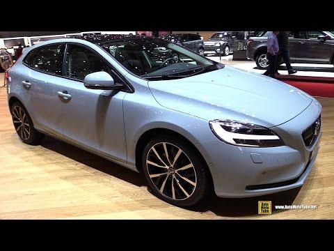 2017 Volvo V40 - Exterior and Interior Walkaround - Debut at 2016 Geneva Motor Show