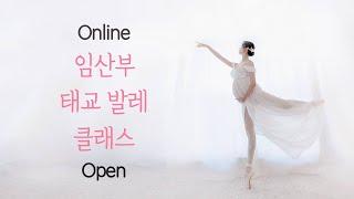 임산부 태교 발레 클래스 OPEN!!! (최저가 할인이…