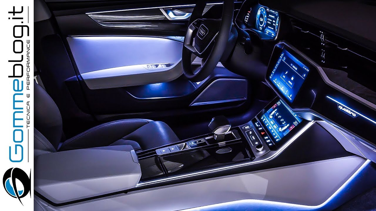 2019 Audi A6 Avant Interior Youtube