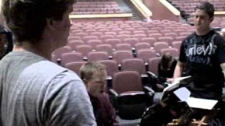 Brigadoon Auditions
