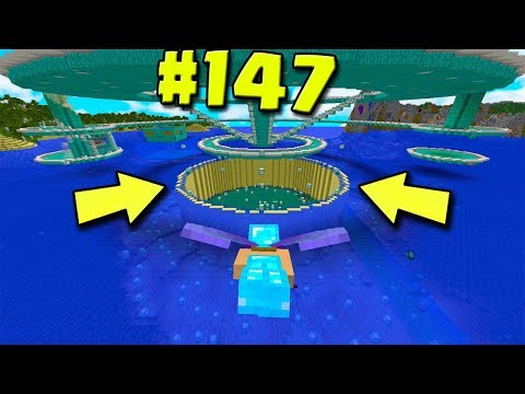 NUOVA COSTRUZIONE ENORME nella SUPER MOB FARM! - Vanilla su Minecraft ITA #147