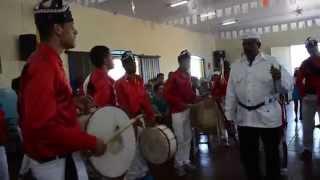 45ª CONGADA DA VILA JOÃO VAZ - TERNO DE CONGO SANTA EFIGÊNIA - 14 09 14