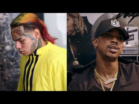 Shotti & TREYWAY Members Plotted To Kill 6IX9INE In Leaked P