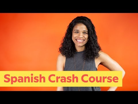 Babbel&39;s Spanish Crash Course: Your Vacation Survival Guide