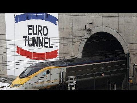 Manş Tüneli Ve Londra- Paris Trenini Işleten Eurostar'ın Kârı Azaldı