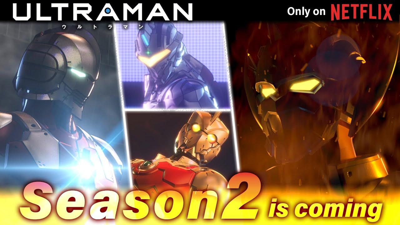 Netflix's 'Ultraman' Season 2 Trailer has Landed