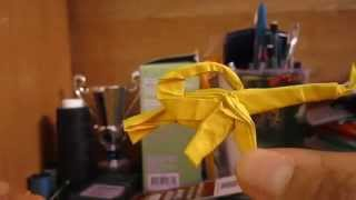 Origami M-16 Assault Rifle