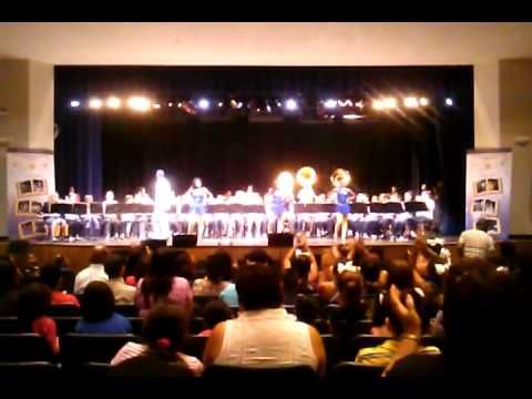 Kennedy Curry Middle School 5-18-13