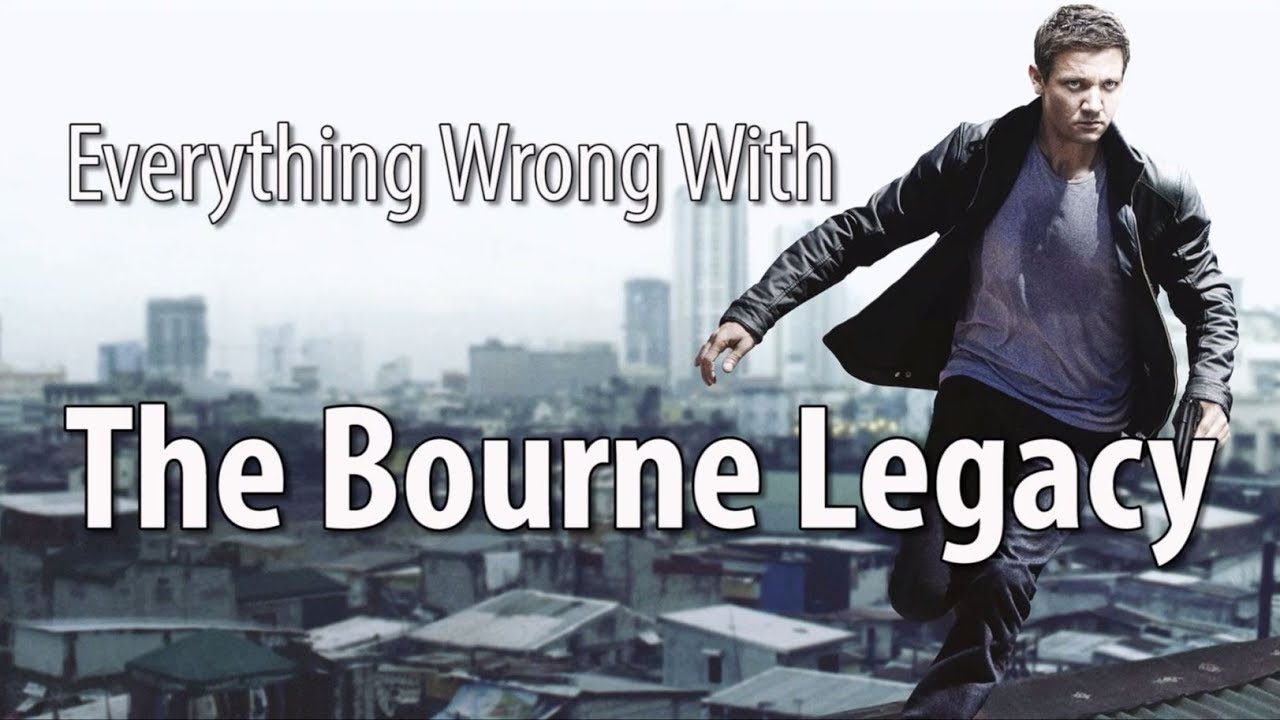 Everything Wrong With The Bourne Legacy In 15 Minutes Or Less