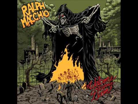 Ralph Macchio-Welcome To Your Doom [FULL ALBUM]