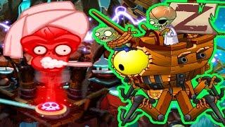 Босс Boss Игра Зомби против Растений 2 от Фаника Plants vs zombies 2 (119)