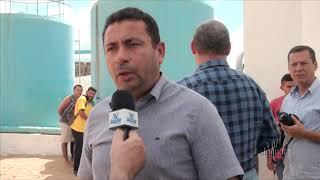 Daniel Paulo aponta como funcionará a nova adutora que abastecerá o Distrito da Lagoinha
