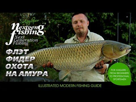 Рыбалка нового поколения - Охота на амура