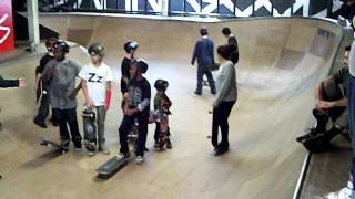 Barry Walsh Skate School - Sunday Sessions