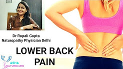 LOWER BACK PAIN(LUMBAGO)- CAUSES, SYMPTOMS,RISK FACTORS & DIAGNOSIS !! DR RUPALI GUPTA