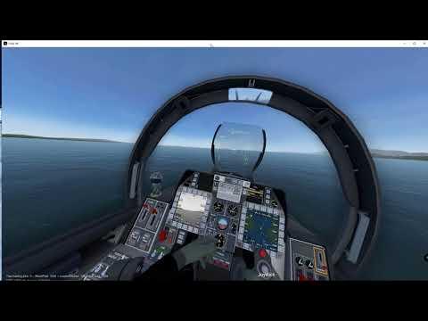 VTOL VR Gameplay - 01