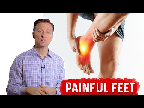 What Causes Painful, Numb or Tingling Feet?