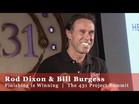 Finishing is Winning | Rod Dixon & Bill Burgess | The 431 Project