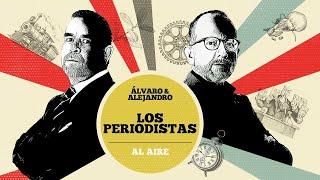 #EnVivo | #LosPeriodistas | Entrevista a Lorenzo Córdova | Los montajes