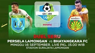 Download Video Laga Seru Beradu Gengsi di Minggu Soremu! Persela Lamongan vs Bhayangkara FC - 16 September 2018 MP3 3GP MP4