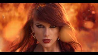 Taylor Swift - Bad Blood ft. Kendrick Lamar | Inspired Black Smokey Eye Makeup