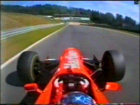 F1 Onboard - 1997 Michael Schumacher A1-Ring