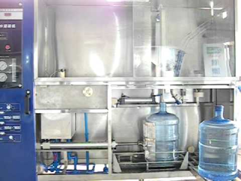 5 Gallon Integrative Water Filling Machine Pure Water