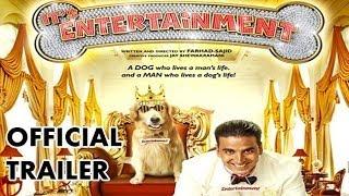 Entertainment Official Trailer | Akshay Kumar, Tamannah, Mithun Chakraborty, Sonu Sood
