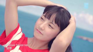 SNH48《盛夏好声音》N队 唯美版