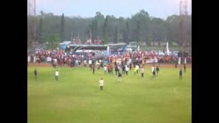 Nakhonpathom FC  VS   Sisaket FC   ...   Struggle