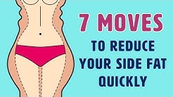 Get Rid Of Love Handles Quickly With These 7 Exercises