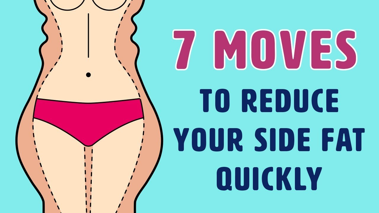 How to quickly and effectively remove the stomach and sides