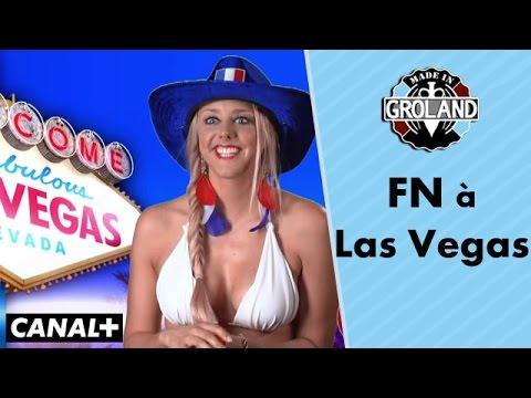 Les FN à Las Vegas - Made In Groland