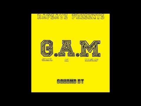 Sahand DT - G.A.M FULL Mixtape [ RapSaye Records ]