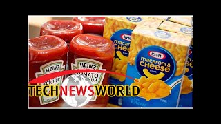 Kraft Heinz reports tasty sales but Campbell Soup rumors won