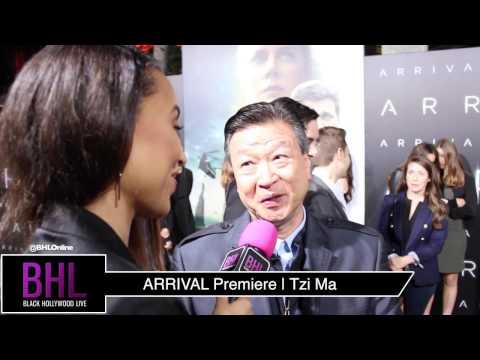 Arrival Premiere  Tzi Ma