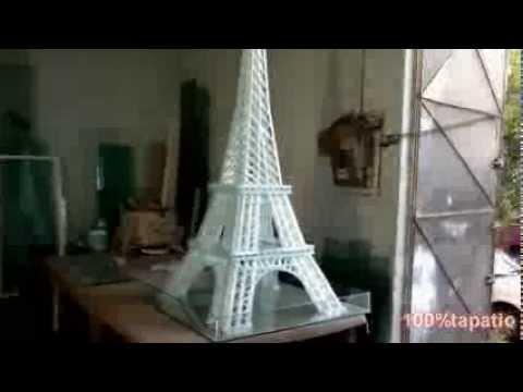 TORRE EIFFEL CONSTRUCCION ( The Eiffel Tower BUILD)
