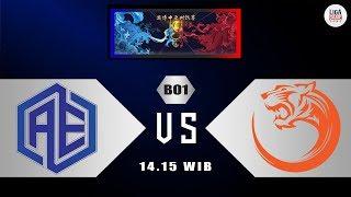 MABAR AFTER WIN TNC.Tiger ANGGAME China vs SEA #2 - Online Final
