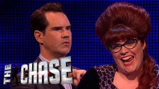 Jimmy Carr's MASSIVE £82,000 Head-to-Head Against The Vixen | The Celebrity Chase
