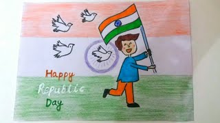 Republic Day Drawing Competition Pictures Search On Easytubers Com