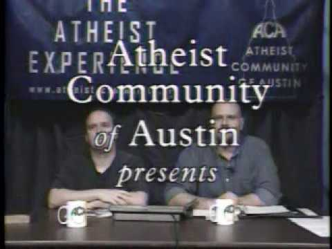 Atheist Experience #369 with Ashley Perrien and Martin Wagner.