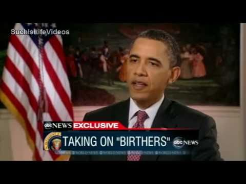 President Obama: I Was Born In Hawaii & I Don