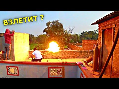 ✅Испытания ракеты на Жидком топливе СОРВАЛОСЬ 😱 Креосан в Индии 😃 Кислород + Керосин