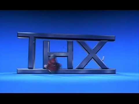 Thx Intro Robot Pixar Youtube