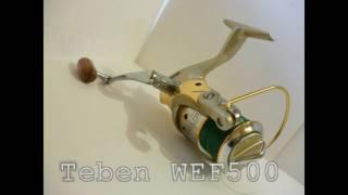 Катушка Teben WEF-500