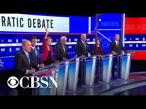 Democratic rivals attack Bernie Sanders on debate stage