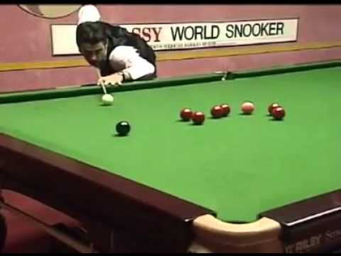 Ronnie O Sullivan - The PERFECT snooker game