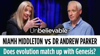 Does evolutionary history match the story of Genesis? Niamh Middleton & Andrew Parker